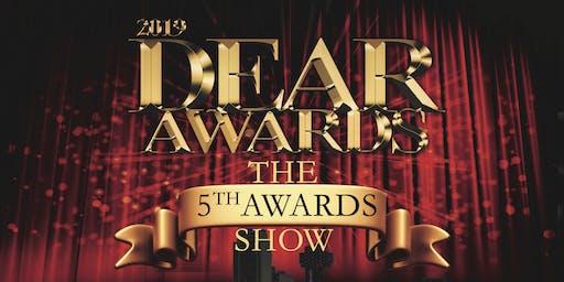 DEAR AWARDS 2019