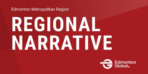 Launch of Regional Narrative - Edmonton Metropolitan Region
