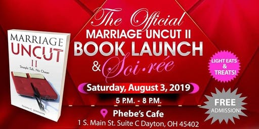 Marriage Uncut II Book Launch & Soiree