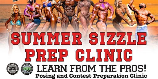 Contest Prep / Posing Clinic
