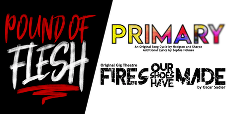 Pound of Flesh Presents: Primary & Fires Our Shoes Have Made Double Bill tickets