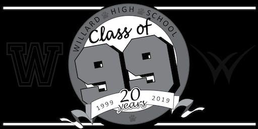 Willard Class of '99 Reunion