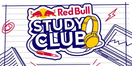 Red Bull Study Club tickets