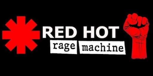 Red Hot Rage Machine
