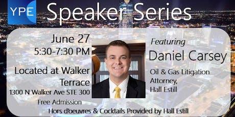 YPE-OKC June 2019 Speaker Event tickets