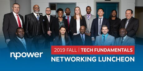 Npower Dallas Fall 2019 Tech Fundamentals Networking Luncheon tickets