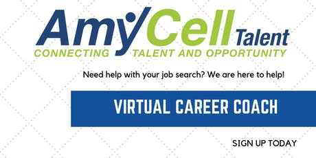 Virtual Career Coaching Session tickets