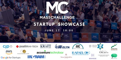 MassChallenge Startup Showcase tickets