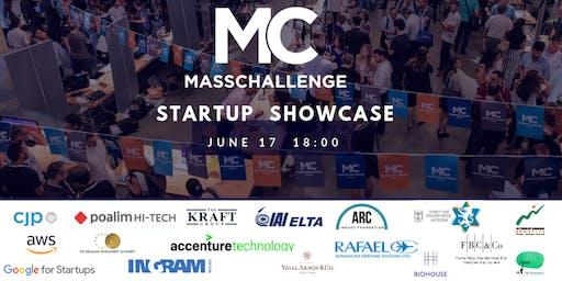 MassChallenge Startup Showcase