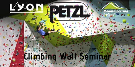 Climbing Wall Seminar tickets