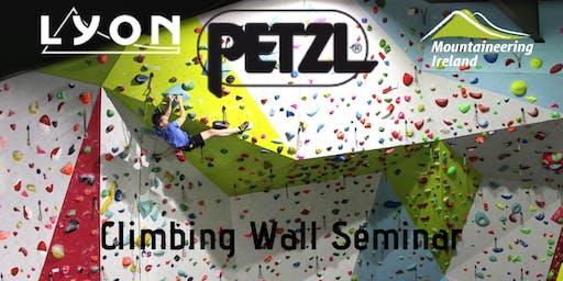 Climbing Wall Seminar