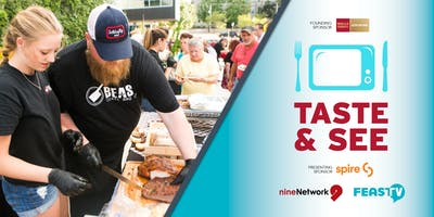 2019 Taste & See with Nine Network and Feast TV: BBQ and Spirits