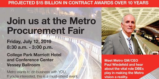 The Metro Procurement Fair