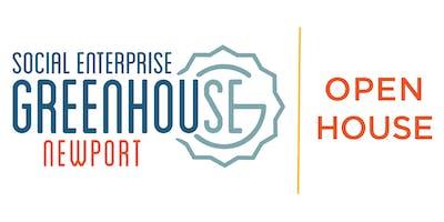 Social Enterprise Greenhouse Newport Open House/Casa Abierta!