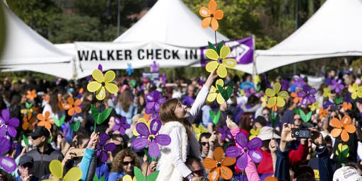 2019 Greater Boston Walk to End Alzheimer's Kickoff