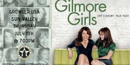 Gilmore Girls Trivia at Growler USA Sun Valley