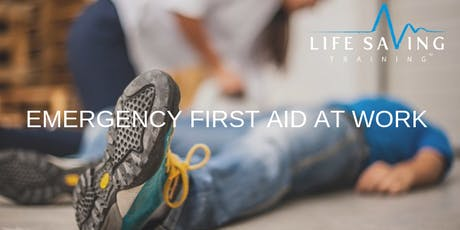 Level 6 Emergency First Aid at Work tickets