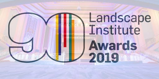 Landscape Institute Awards 2019 ceremony