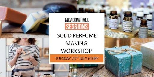 Designer Inspiration - Solid Perfume Making Workshop