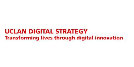 University of Central Lancashire Digital Strategy Launch Event tickets