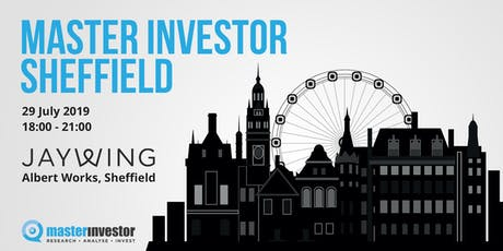 Master Investor Sheffield tickets