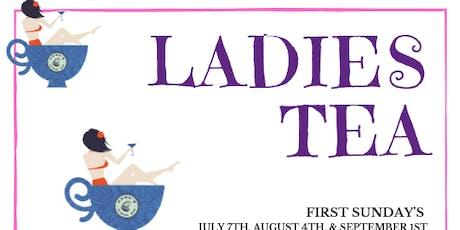 LADIES TEA tickets
