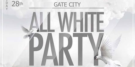 GATE CITY ALL WHITE PARTY tickets