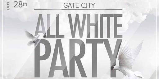 GATE CITY ALL WHITE PARTY