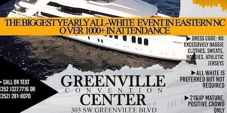 Yacht Life All White Affair: 10th Annual Big 6 Fest tickets