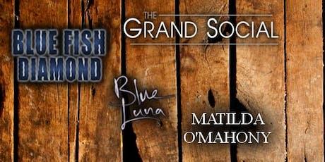 Midsummer Folk Fest at The Grand Social tickets