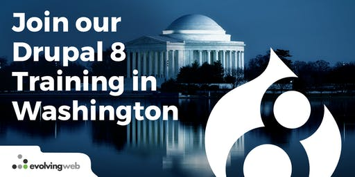 Drupal 8 Training in Washington, DC