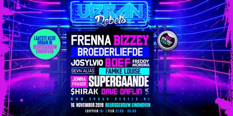 Urban Rebels tickets