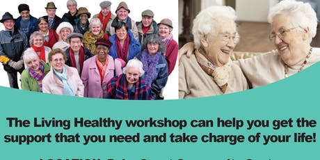 FREE Living Healthy Workshop: Hilliard Senior Center tickets