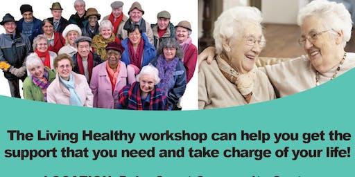 FREE Living Healthy Workshop: Hilliard Senior Center