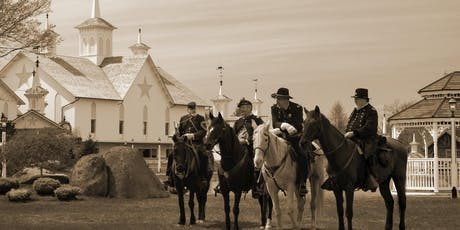 Civil War Living History Days & Victorian Ball at The Star Barn Village tickets