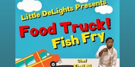 Food Truck Fish Fry Fundraiser