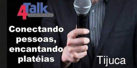 4 Talk - Conectando Pessoas, Encantando Platéias bilhetes