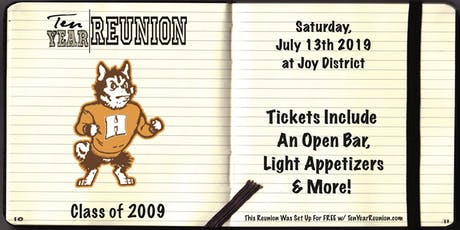 Hersey High School Class of 2009: Ten Year Reunion tickets