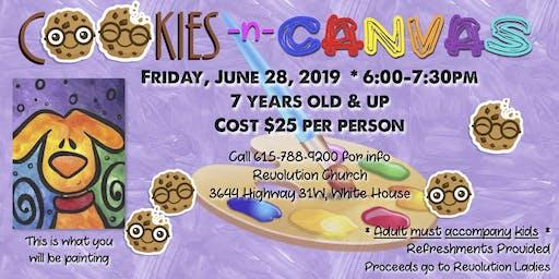 Cookies -n- Canvas