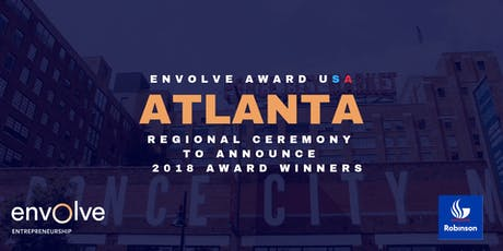 Envolve Award USA – Atlanta Regional Announcement: Luncheon & Fireside Chat tickets