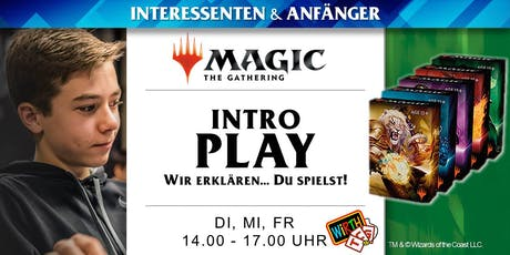 Magic: INTRO PLAY Tickets