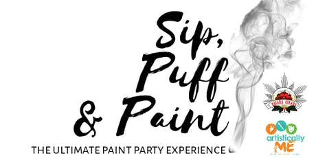 Sip, Puff & Paint - Summer Sunday Funday tickets