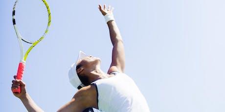 APPI Wimbledon Tennis workshop tickets