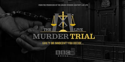 The Murder Trial Live 2019 | DERRY/LONDONDERRY 03/10/2019