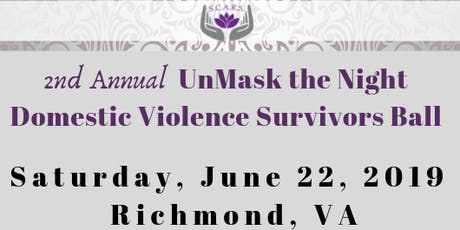 2nd Annual UnMask the Night Domestic Violence Survivors Ball tickets