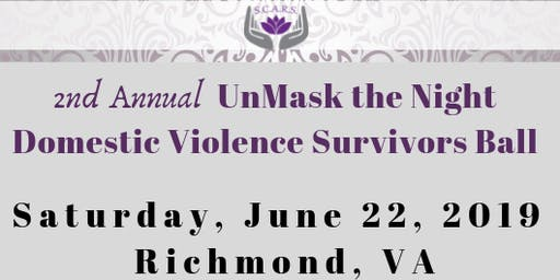 2nd Annual UnMask the Night Domestic Violence Survivors Ball