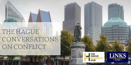 The Hague Conversations on Conflict - Innovative Approaches tickets