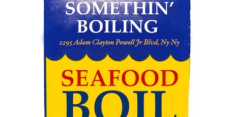 SB & Little Love Catering Present: Something's Boiling tickets