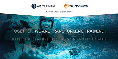 Join us at AIS Training tickets