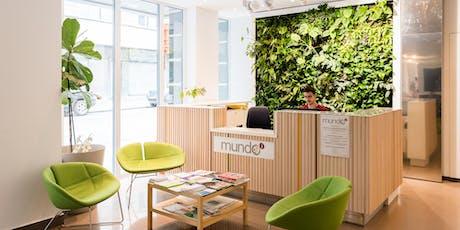 """Présentation du projet """"Mundo LLN"""", un espace pour associations et initiatives durables billets"""